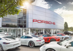 Porsche Centre Cambridge