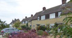 Nos 12-22 Council houses built 1938/9 Button End (Oct 2015)