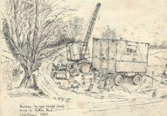 Harston's sewage