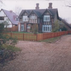 No 153 high St, 1990, after renovations   (Deacon)