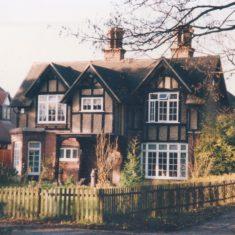 No 153 High St restored Dec 1994   (Deacon)