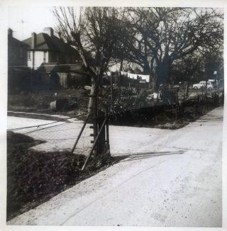 The Footpath in1966 | (Wesley Bond)