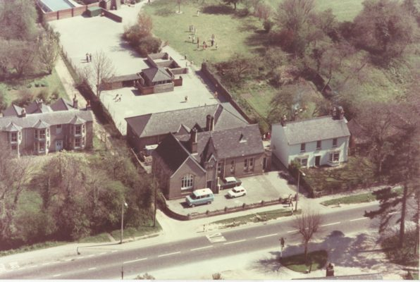 Harston school pre-1971