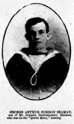 George Arthur Gordon Seaman