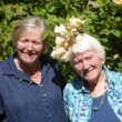 Peggy Heap and Alice Gough (nee Heap) memories