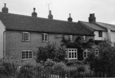 Lamorna (Fountain cottage) c 1951 lived in by Aldis family