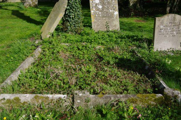 Percy Ward grave, Harston | (Roadley)