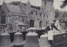 Church bells celebrations 1937