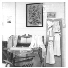 1973 VH exhibition sewing craft works | (VH Archive)
