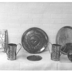 The 1973 VH exhibition metal craftwork | (VH Archive)