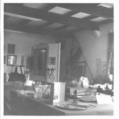 the 1972 VH exhibition of metal craftwork | (VH Archive)