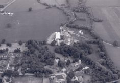Church, Manor & Mill, early 1970s (2)