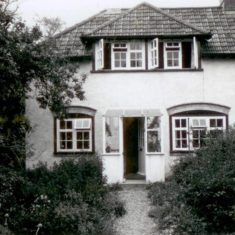 No 8 Haslingfield Rd 1968 | (Bates)