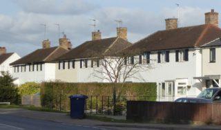 Pest Houses built for Pest Control in 1940s | (Roadley)