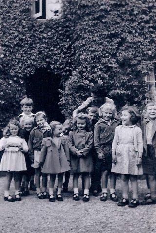 Some of Beechcroft pupils at the school   (Janet Bennett)