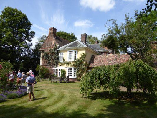 Gardens of Harston House 2015