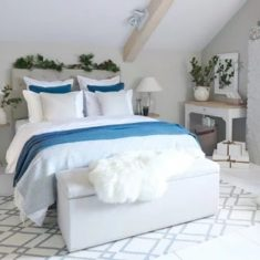 Cambridge store - main bedroom | (Neptune)