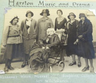 Early Harston Music & Drama Group- possibly WI | (Sellen)