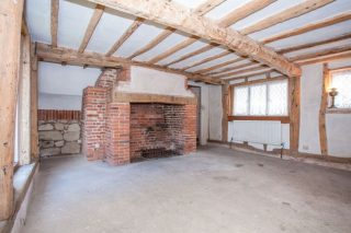 Open living area of Hope Cottage 2019 | (Sharman Quinney)