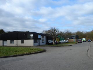Industrial Units south side Button End 2015 | (Griffin)