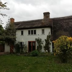 Rear of Hope Cottage May 2020    (Roadley)