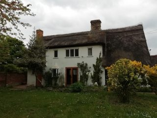 Rear of Hope Cottage May 2020  | (Roadley)