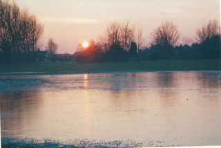 Rhee floods at Button End 2001 | (Deacon)
