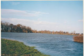 Flooded meadows near Hoffers Brook Feb 2001(Deacon) | (Deacon)