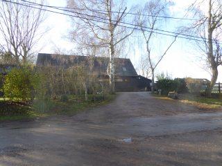 Sonas House, once site of Marlgre Tout 2019   (Roadley)