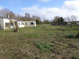 Mar 2017 land cleared to right of Apple cottage   (Roadley)