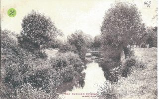 The second (Burnt Mill) bridge, Haslingfield |  (Haslingfield Village History Group)
