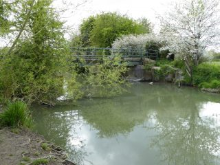 Burnt Mill bridge 2020 | (Roadley)