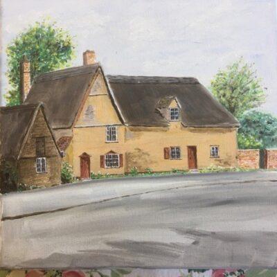 Plague Cottage, Landbeach | (John Barrett)