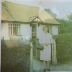 No 3 New Rd Chapman's bungalow c 1960s