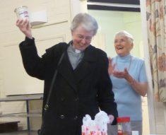 Rev Brigid Hadfield lunch club leaving do 15 Mar 2018 VH