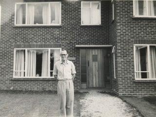 Bob Wiles at Cavendish, 11 London Road 1959-60 | (P Wiles)
