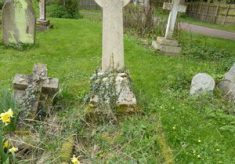Gravestones - surnames beginning I - L