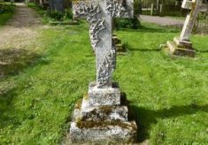 Gravestones - surnames beginning with C