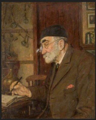 James West Knights 1854-1929, Cambridge Public analyst   Museum of Cambridge