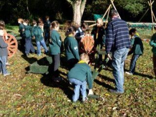 Cubs outdoor activities