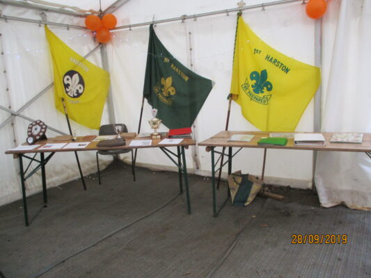 50th Anniversary Scout Camp